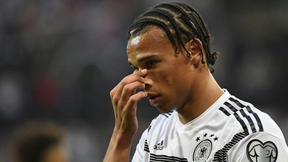 Sane schweigt zu einem möglichen Wechsel nach München - Bildquelle: AFPSIDINA FASSBENDER