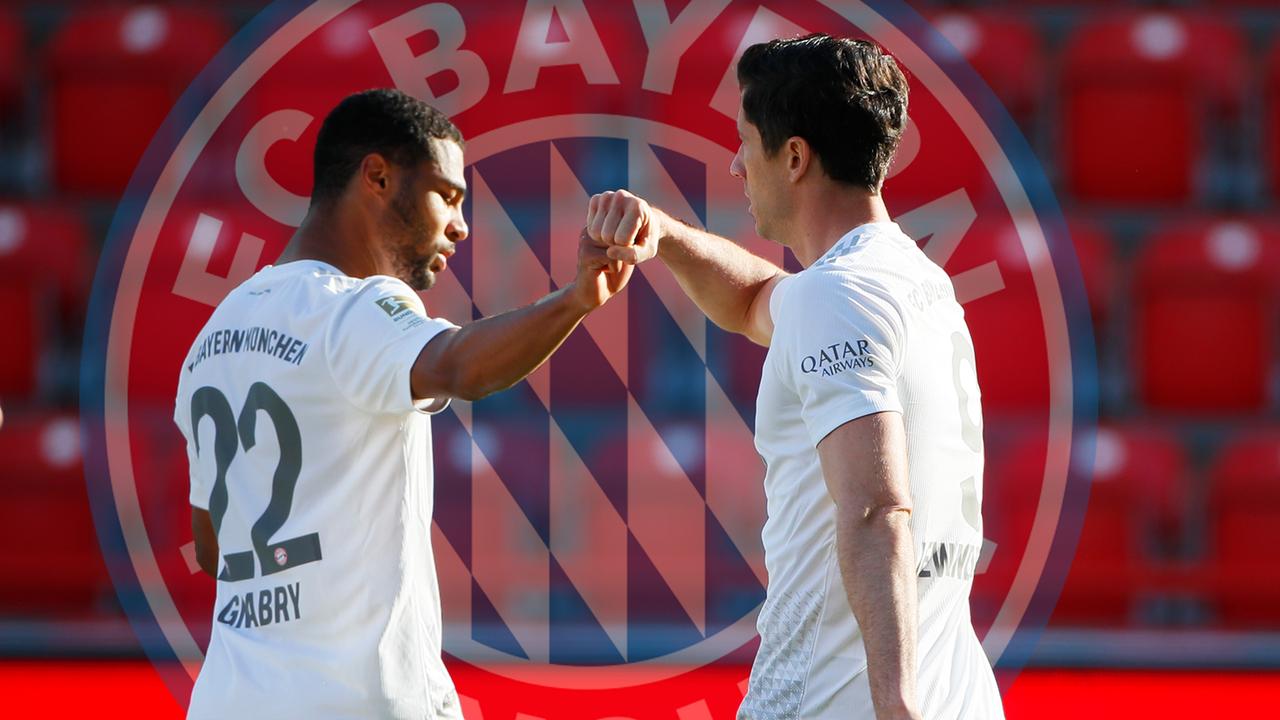 Unspektakulärer Bayern-Sieg - Bildquelle: 2020 Getty Images