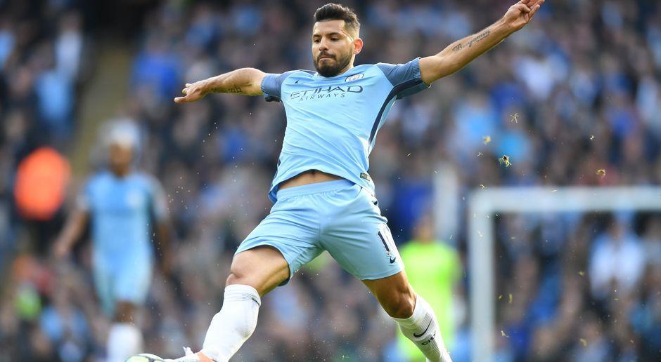 Sergio Agüero (Argentinien, Manchester City) - Bildquelle: 2016 Getty Images