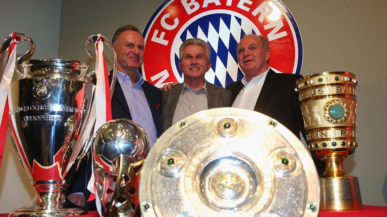 Hoeneß und der FC Bayern - Bildquelle: 2013 Getty Images