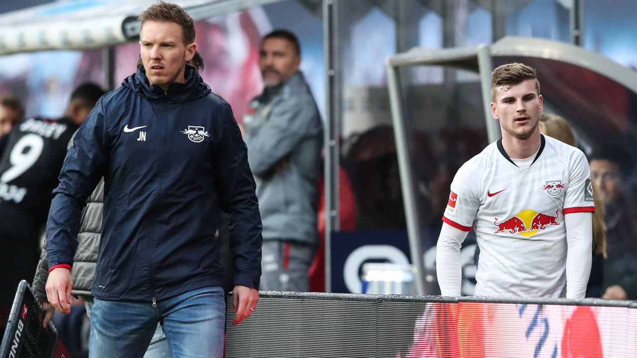 RB Leipzig - Bildquelle: imago images/Christian Schroedter