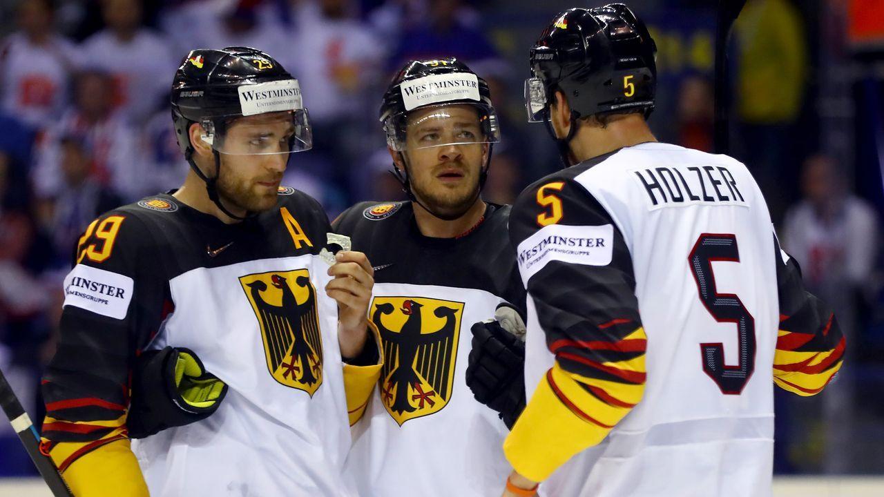 Die Gehälter der deutschen Eishockey-Nationalspieler - Bildquelle: 2019 Getty Images