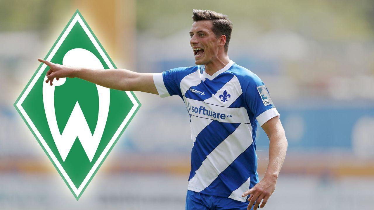 Nicolai Rapp (Werder Bremen) - Bildquelle: IMAGO / Beautiful Sports