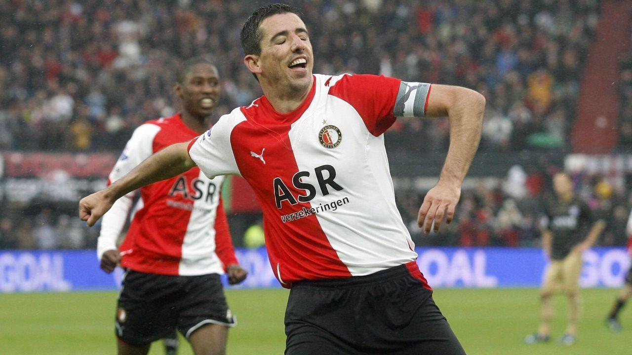 Roy Makaay (Feyenoord Rotterdam) - Bildquelle: imago sportfotodienst