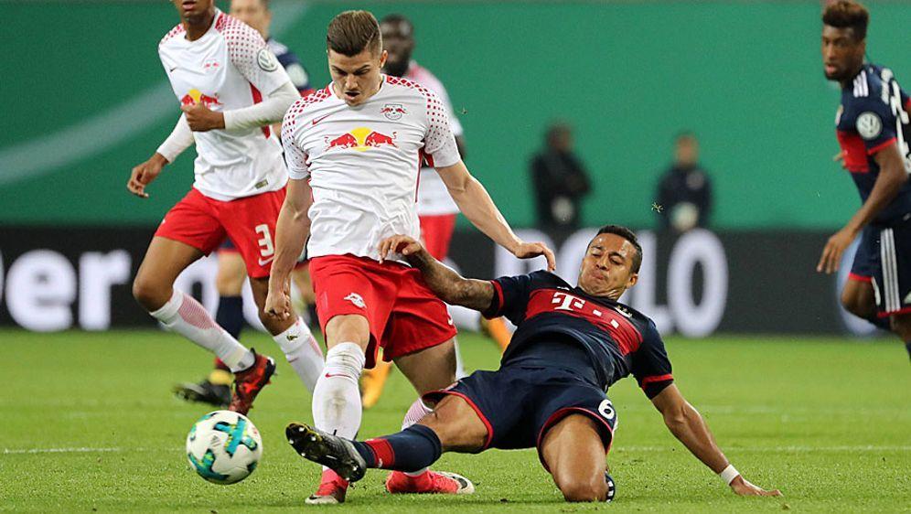 Am Samstagabend steigt das Finale des diesjährigenDFB-Pokalsin Berlin. Der... - Bildquelle: imago