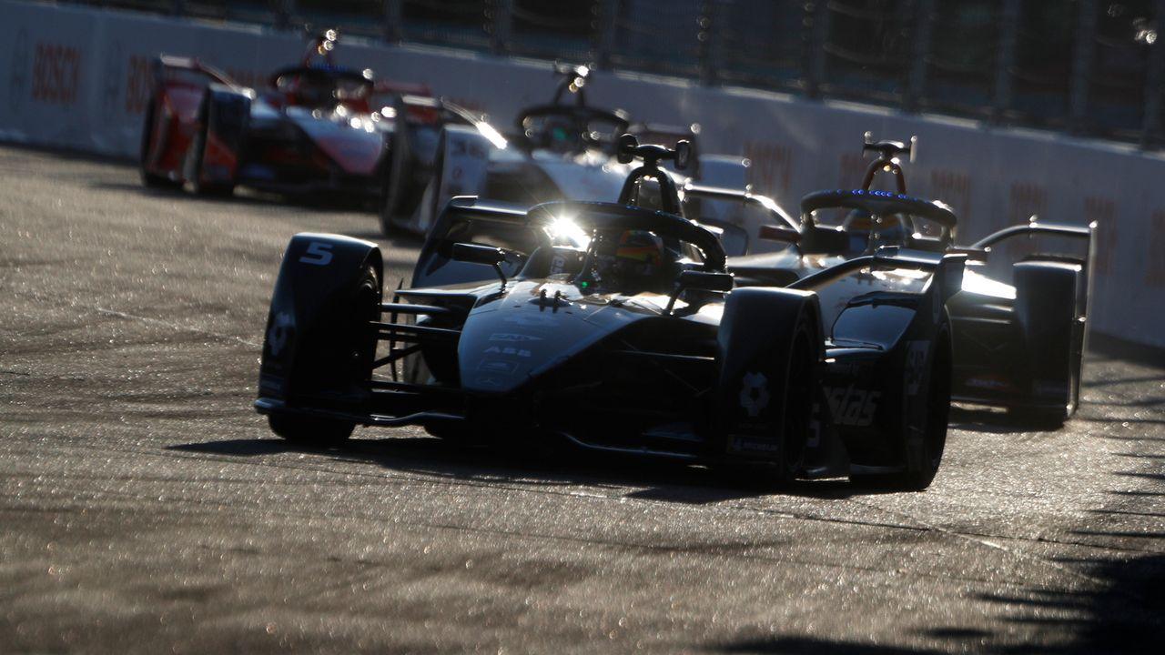 Darum ist die Formel E die spannendste Rennserie der Welt - Bildquelle: 2020 FIA Formula E