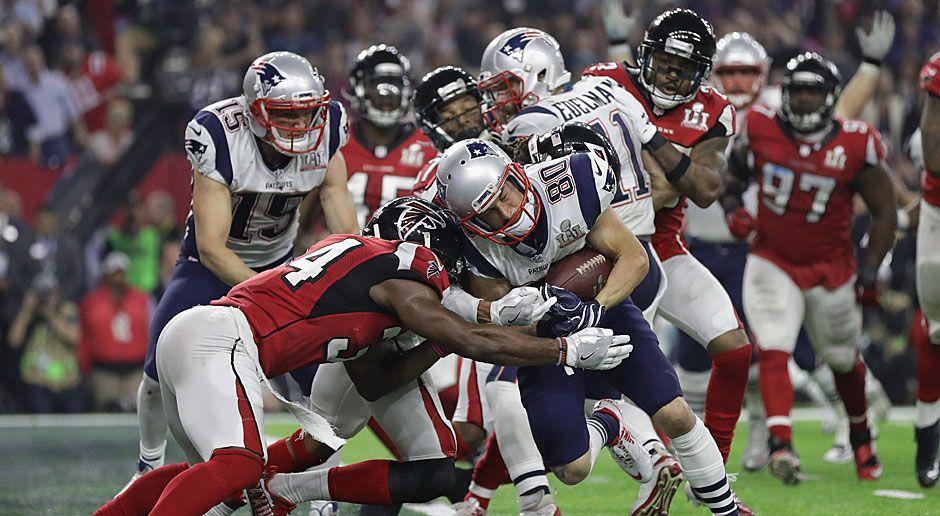 2. eingestellter Rekord: Meiste Two Point Conversions in einem Super Bowl - Bildquelle: 2017 Getty Images