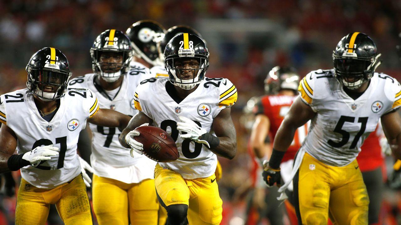 Platz 4: Pittsburgh Steelers - Bildquelle: 2017 Getty Images