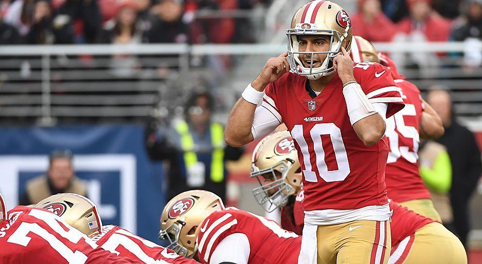 Platz 16: San Francisco 49ers - Bildquelle: 2017 Getty Images