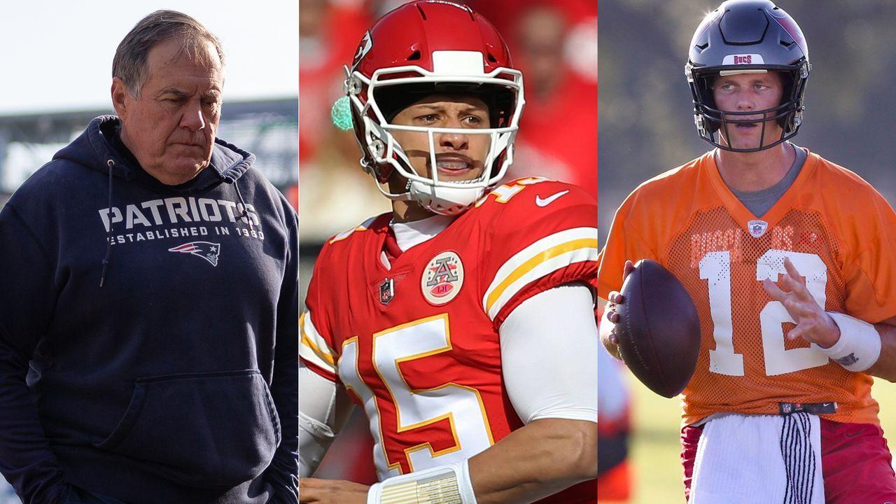 Diese NFL-Rekorde können 2020 gebrochen werden - Bildquelle: Imago