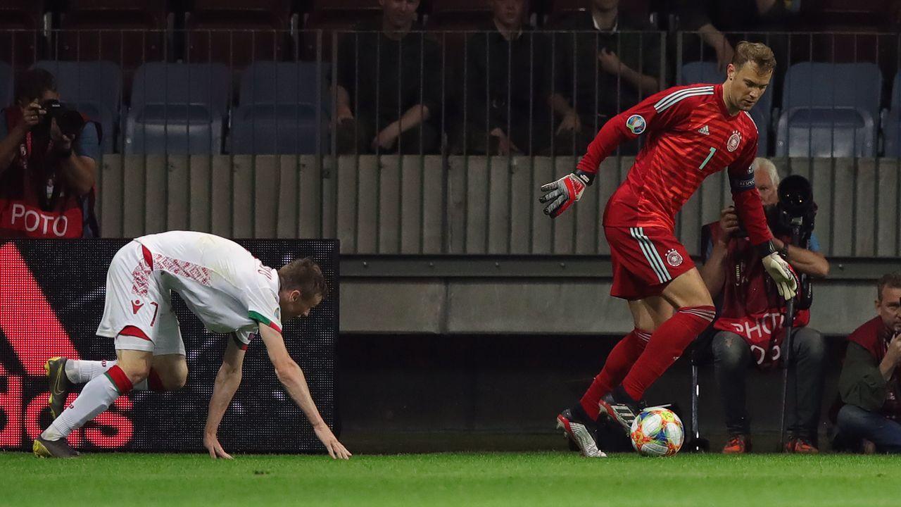 Manuel Neuer - Bildquelle: Getty Images