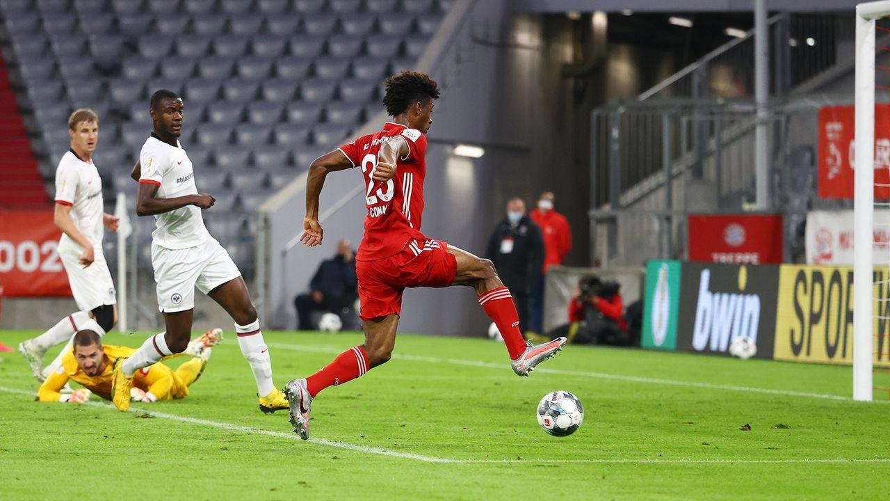 FC Bayern: Kingsley Coman - Bildquelle: Getty Images