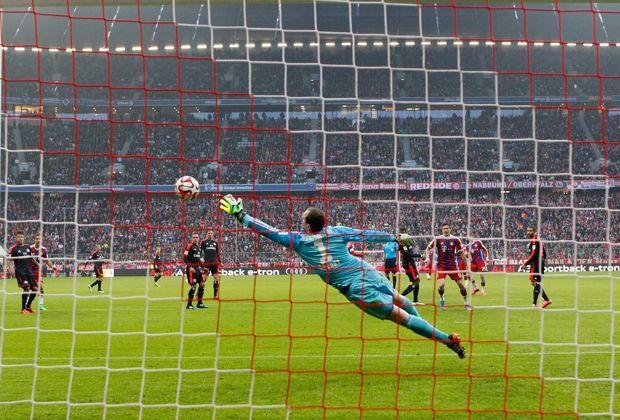 Rekordpleite für den Hamburger SV - Bildquelle: 2015 Getty Images