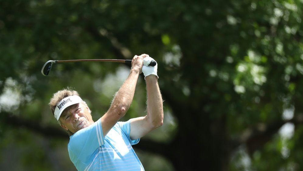 Langer startet stark in Augusta - Bildquelle: AFPGETTY SIDDAVID CANNON