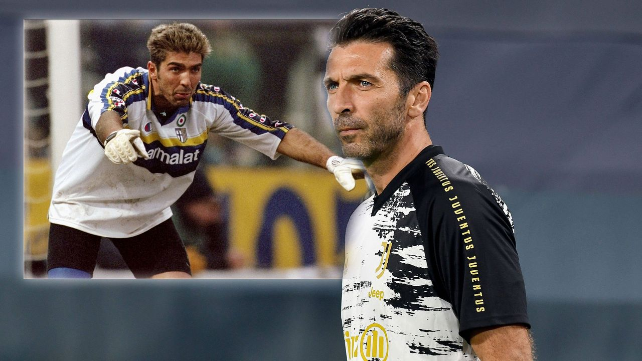 Gianluigi Buffon (Parma Calcio) - Bildquelle: Imago Images