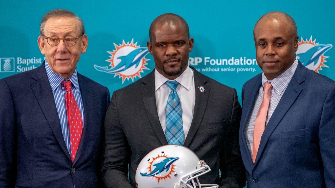 Platz 25: Miami Dolphins - Bildquelle: 2019 Getty Images