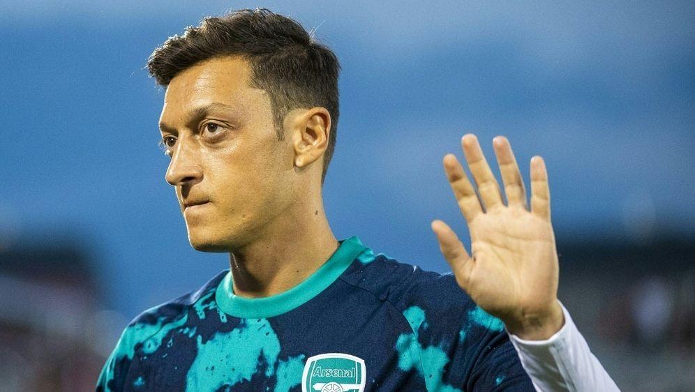 Arsenal tritt ohne Mesut Özil bei Eintracht Frankfurt an - Bildquelle: AFPGETTY SIDTimothy Nwachukwu