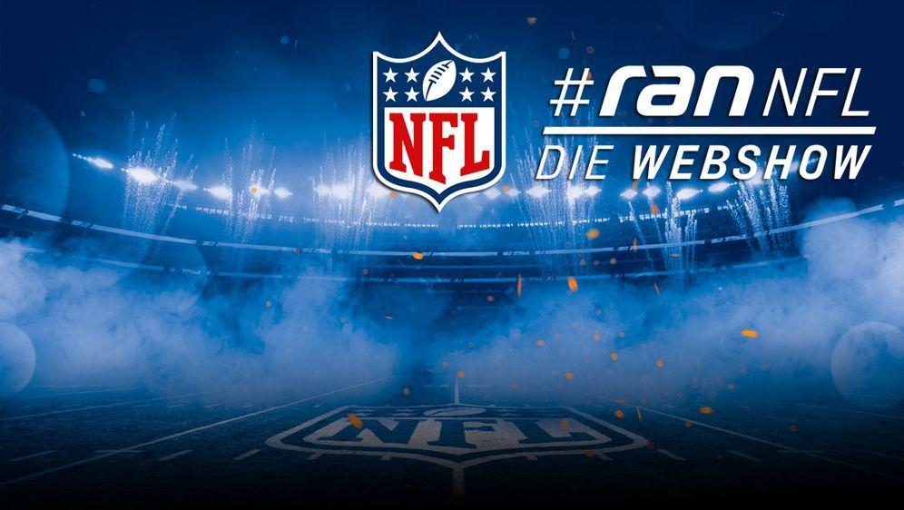 Die#ranNFL Webshow läuft jeden Donnerstag ab 18:30 Uhr