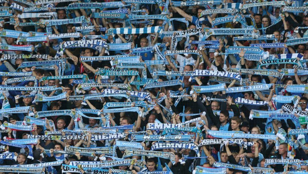 Wieder kein Sieg für Chemnitz - Bildquelle: FIROFIROSIDfiro SportphotoRalf Ibing