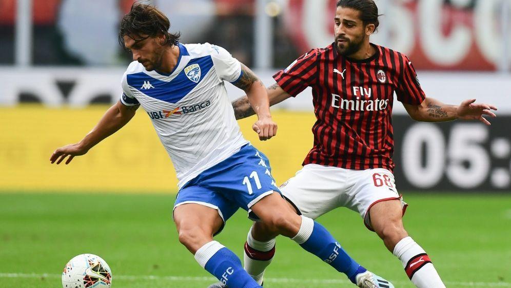 Brescia tritt wegen Coronafällen nicht zum Pokalspiel an - Bildquelle: AFPSIDMIGUEL MEDINA