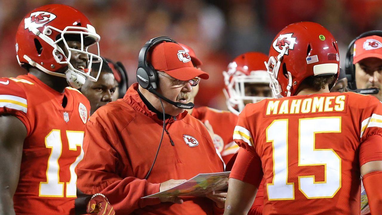Kansas City Chiefs (Verlierer) - Bildquelle: imago/Icon SMI