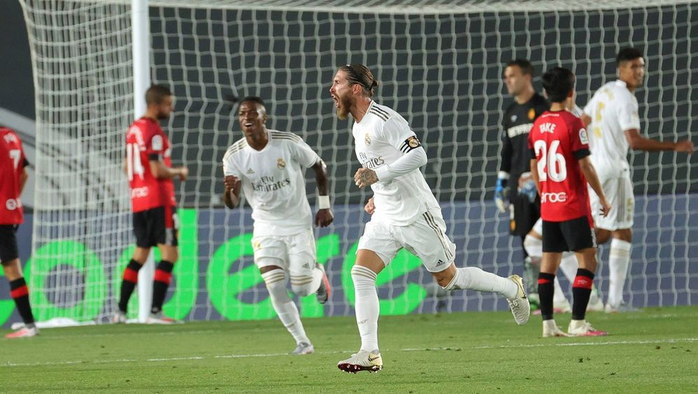 Real Madrid ist gegen RCD Mallorca gefordert und kann die Tabellenspitze zur... - Bildquelle: Imago
