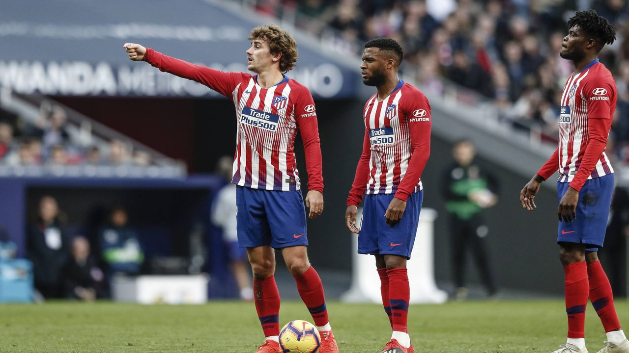 Platz 3: Atletico Madrid - Bildquelle: imago