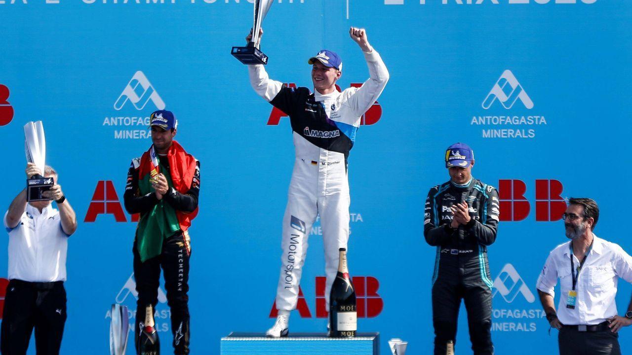Fahrer (Formel E) - Bildquelle: imago images/Agencia EFE
