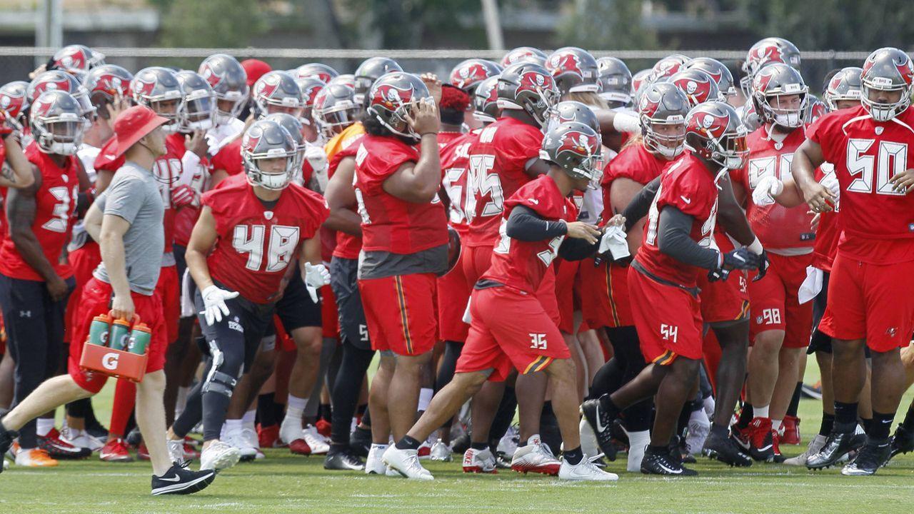Wie groß sind die Kader der NFL-Teams? - Bildquelle: imago/ZUMA Press
