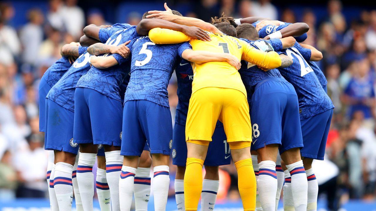 Platz 14: FC Chelsea - Bildquelle: 2019 Getty Images