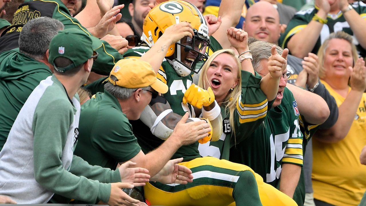 Green Bay Packers - Bildquelle: 2019 Getty Images
