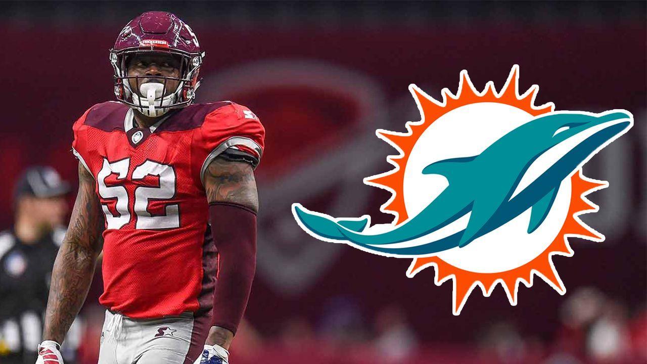 Miami Dolphins - Bildquelle: imago