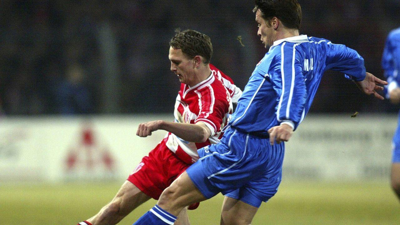 In der Bundesliga spielen noch Traditionsmannschaften - Bildquelle: imago/Robert Michael