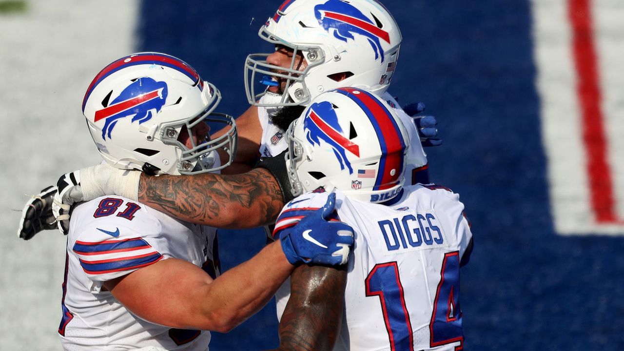Buffalo Bills - Bildquelle: Getty Images