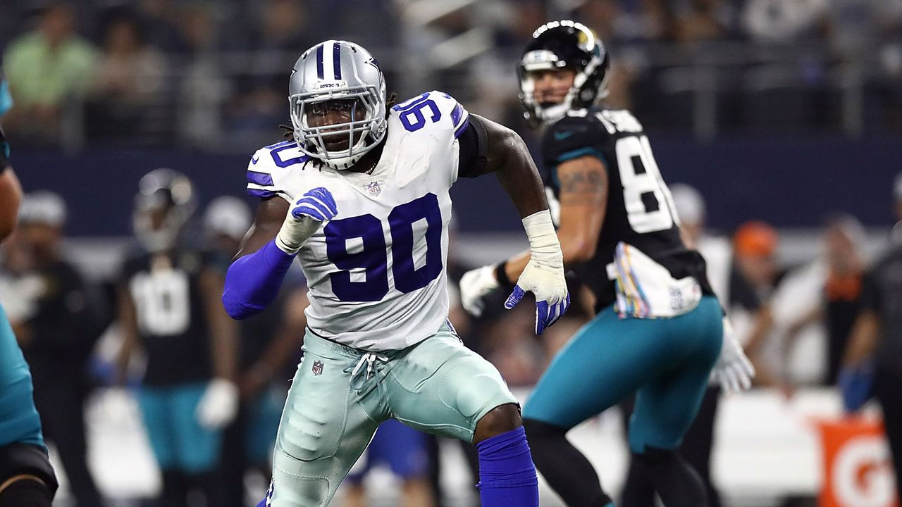 Platz 45: DeMarcus Lawrence - Bildquelle: 2018 Getty Images