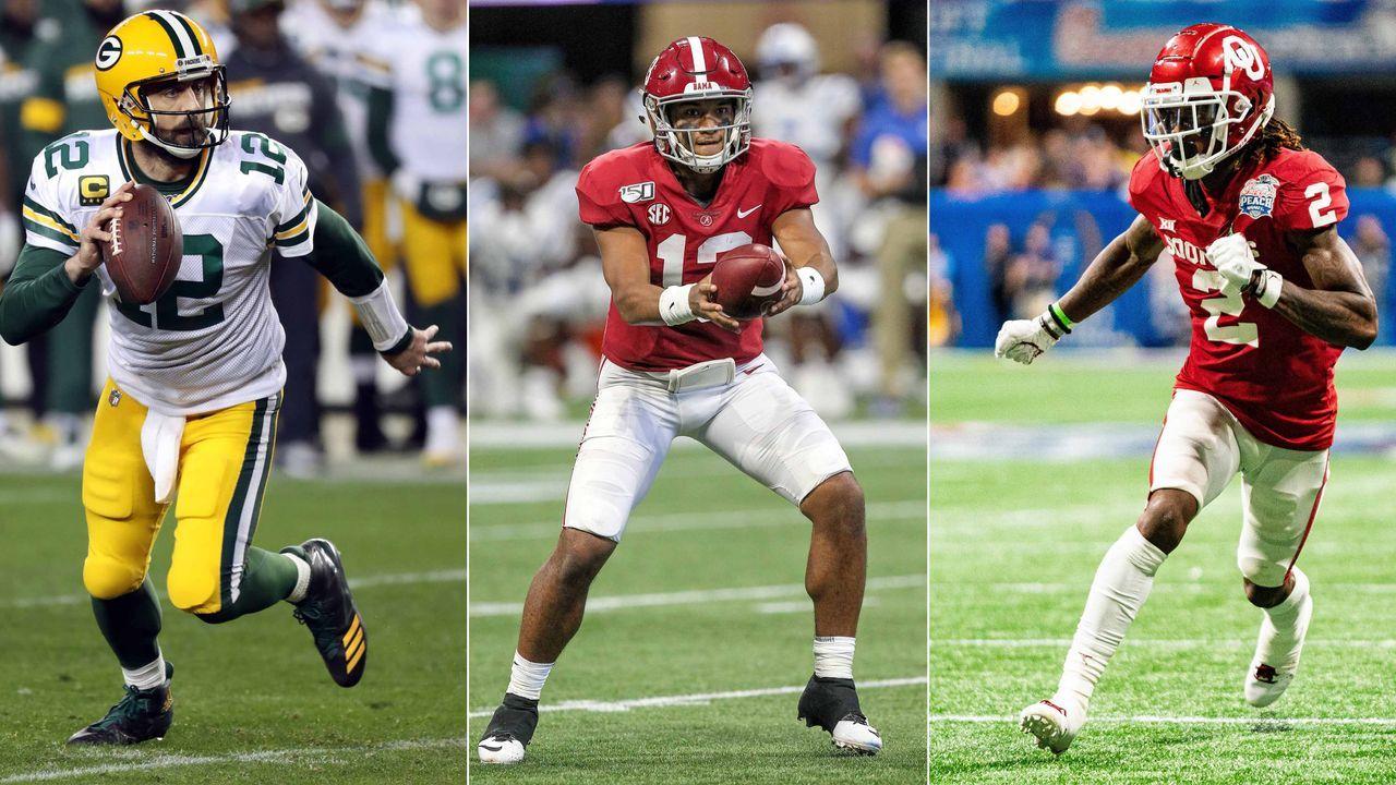 NFL Draft 2020: Die Gewinner und Verlierer der ersten Runde - Bildquelle: imago
