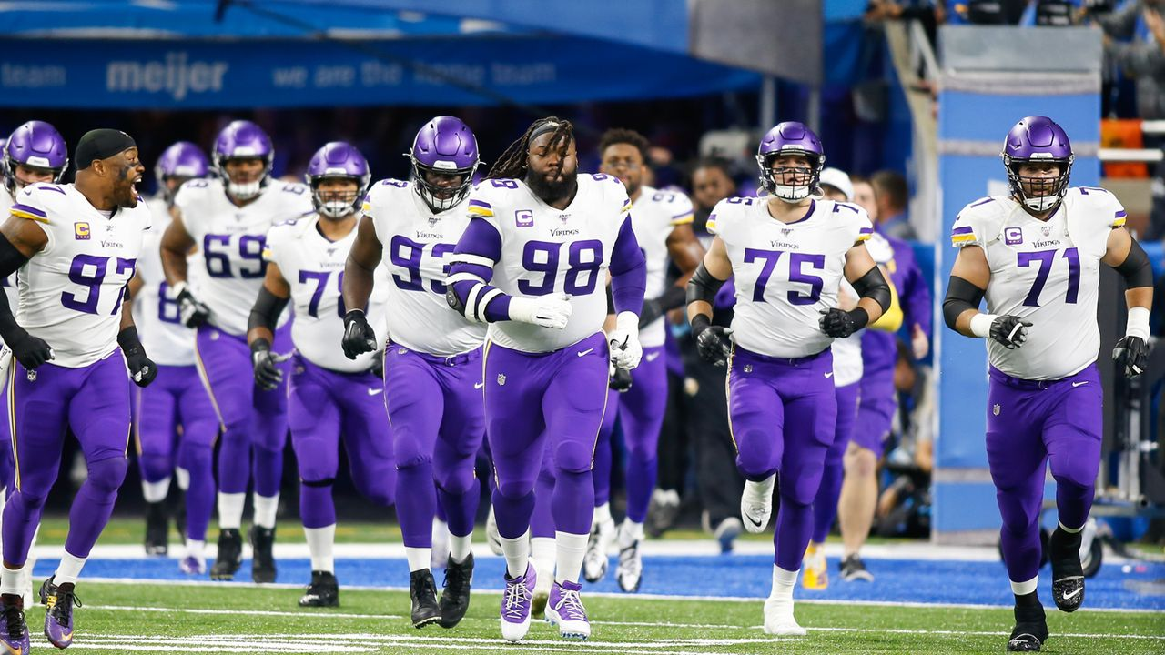 Minnesota Vikings – die Needs - Bildquelle: imago images/Icon SMI