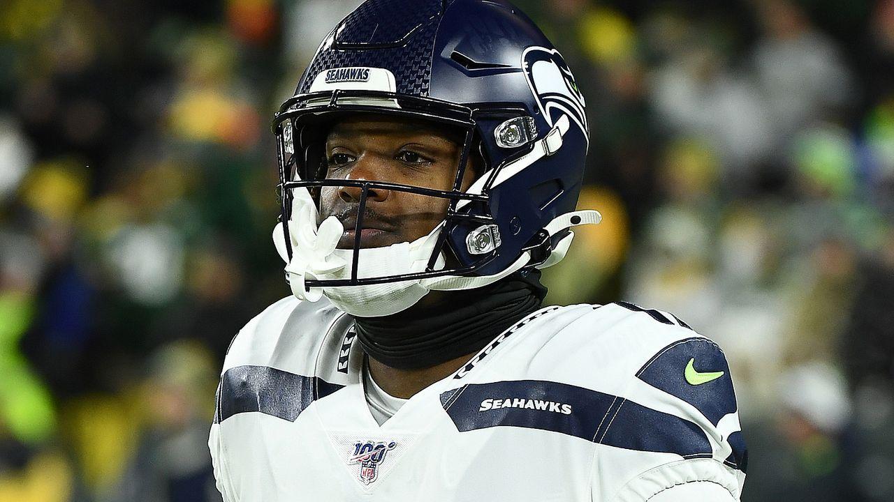 Malik Turner (Seattle Seahawks) - Bildquelle: 2020 Getty Images