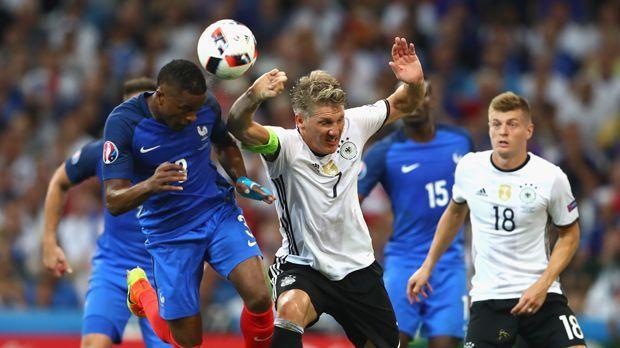 Frankreich vs. Deutschland - Bildquelle: 2016 Getty Images