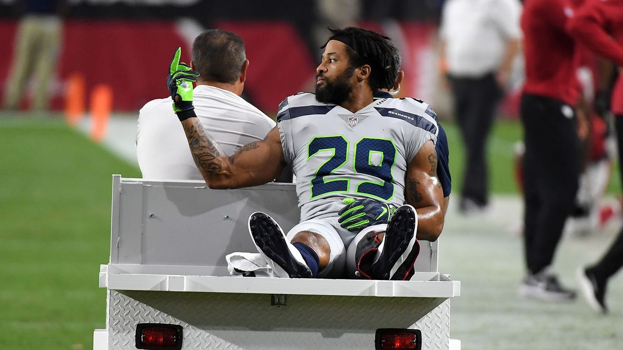 Earl Thomas - Bildquelle: 2018 Getty Images