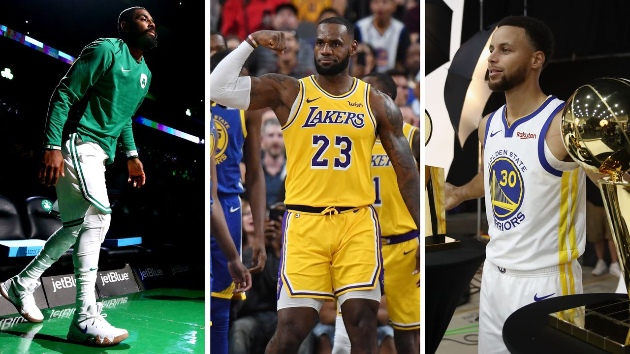 NBA Power-Ranking zur Saison 18/19 - Bildquelle: getty
