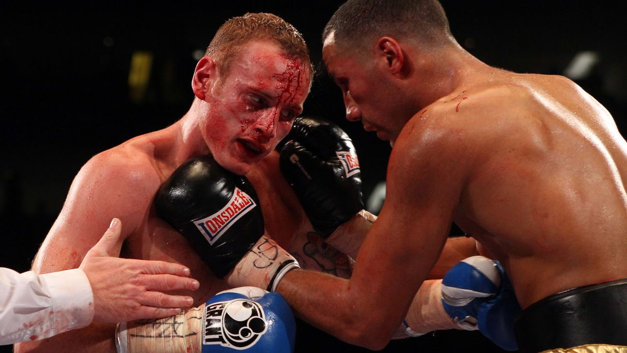 George Groves vs. James DeGale - Bildquelle: Getty Images