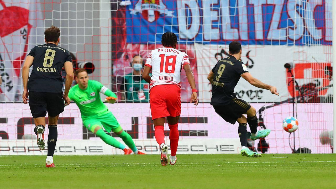 Robert Lewandowski (FC Bayern München) - Bildquelle: Imago