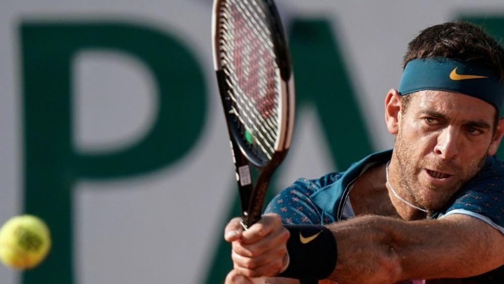 Startet nicht bei den US Open: Juan Martin del Potro - Bildquelle: AFPSIDKENZO TRIBOUILLARD