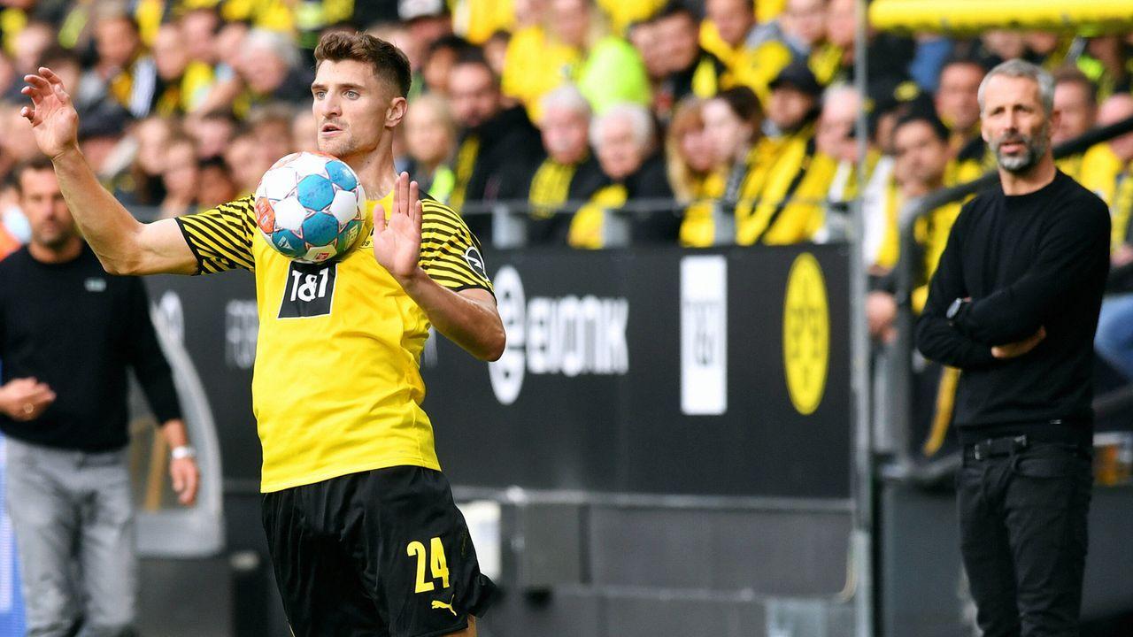Borussia Dortmund - Bildquelle: imago images/Uwe Kraft