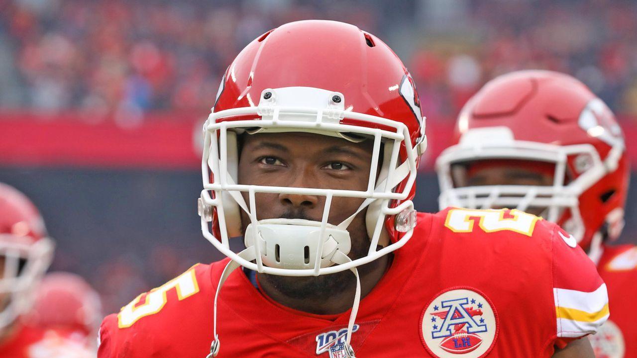 LeSean McCoy (Kansas City Chiefs) - Bildquelle: imago