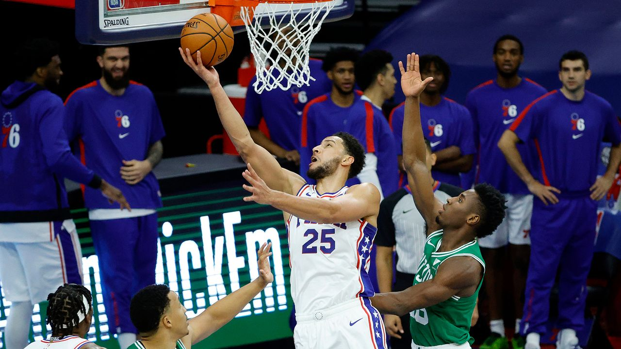 Platz 9 - Philadelphia 76ers - Bildquelle: Getty Images