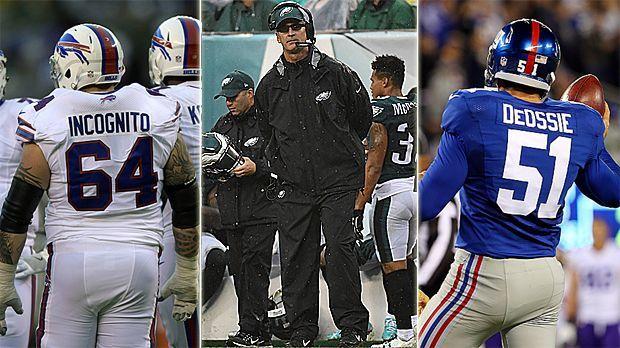 Die lustigen Namen der NFL-Spieler