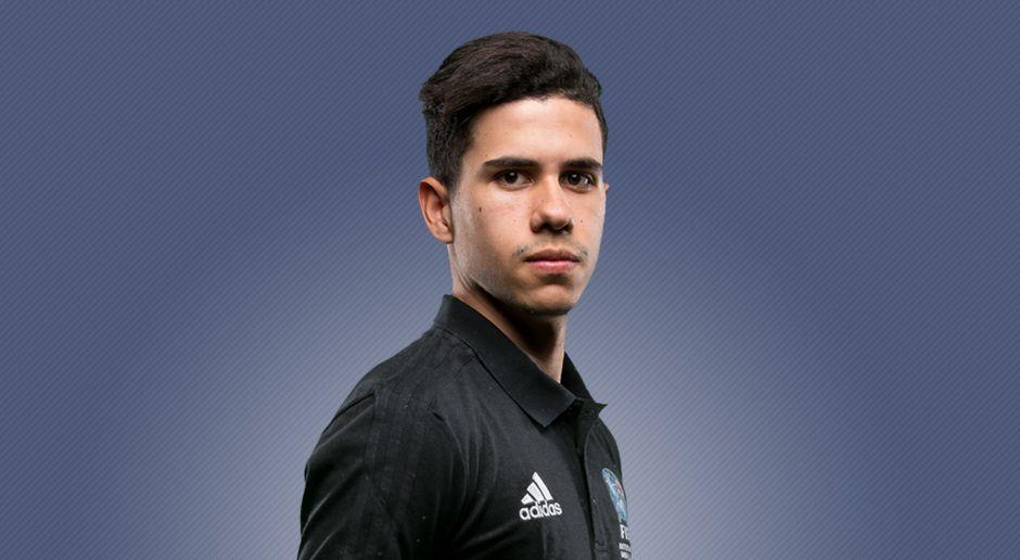 """Lucas """"LucasRep_98"""" da Costa (Brasilien) - Bildquelle: FIFA"""