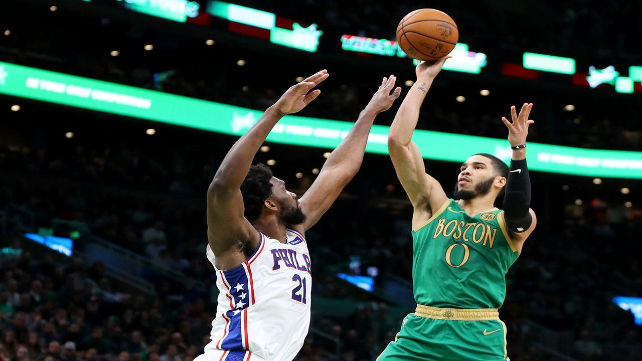 Boston Celtics vs. Philadelphia 76ers - Bildquelle: Getty Images